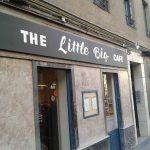 Entrada the little big cafe fernandez de los ríos desayunar en madrid