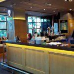 Interior Cafetería Bamberg desayunar en las tablas madrid 1