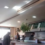 Interior Chocolatería churrería elice vallecas desayunar en madrid