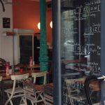 Interior café alma