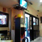 Interior cafetería rionegrito desayunar en madrid