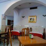 Interior desayuno El Abuelo desayunar en madrid