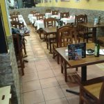 Interior desayuno cafetería miladama