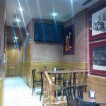 Interior desayuno cervecería huete madrid