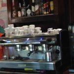 Máquina café Taberna Tirso de Molina