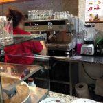 Máquina de café Cafetería La Cocktelera