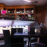 Mesas Café Bar Lazcano