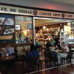 Mesas Café de india Desayuno Madrid Plenilunio