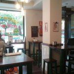 Mesas altas la taberna de cea desayunar en madrid 1