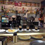 Mostrador La alcazaba de Almería Desayuno san blas