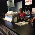 Mostrador Máquina Café Faborit