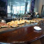 Mostrador desayuno café de oriente museo del traje madrid
