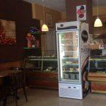 Mostrador pastelería Roscaffe Plaza de la Remonta
