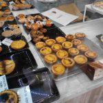 Pastelitos de Belem madrid desayunar francos rodriguez pastelería lusitan
