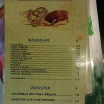 Precios Taberna Taurina Don Carmelo