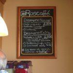 Precios desayuno Roscaffe