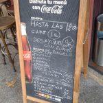 Precios el esquinazo desayunar en madrid
