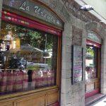 Puerta Cafetería La Úrsula