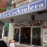 Puerta Pub cafetería La Cocktelera
