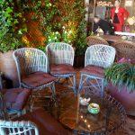 Rincón el jardín secreto desayunar en madrid salvador bachiller calle montera