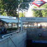 Terraza Desayuno Arturo Delfines Plaza República Argentina