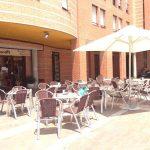 Terraza Roscaffe Plaza de la Remonta