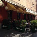 Terraza cafetería Peyma