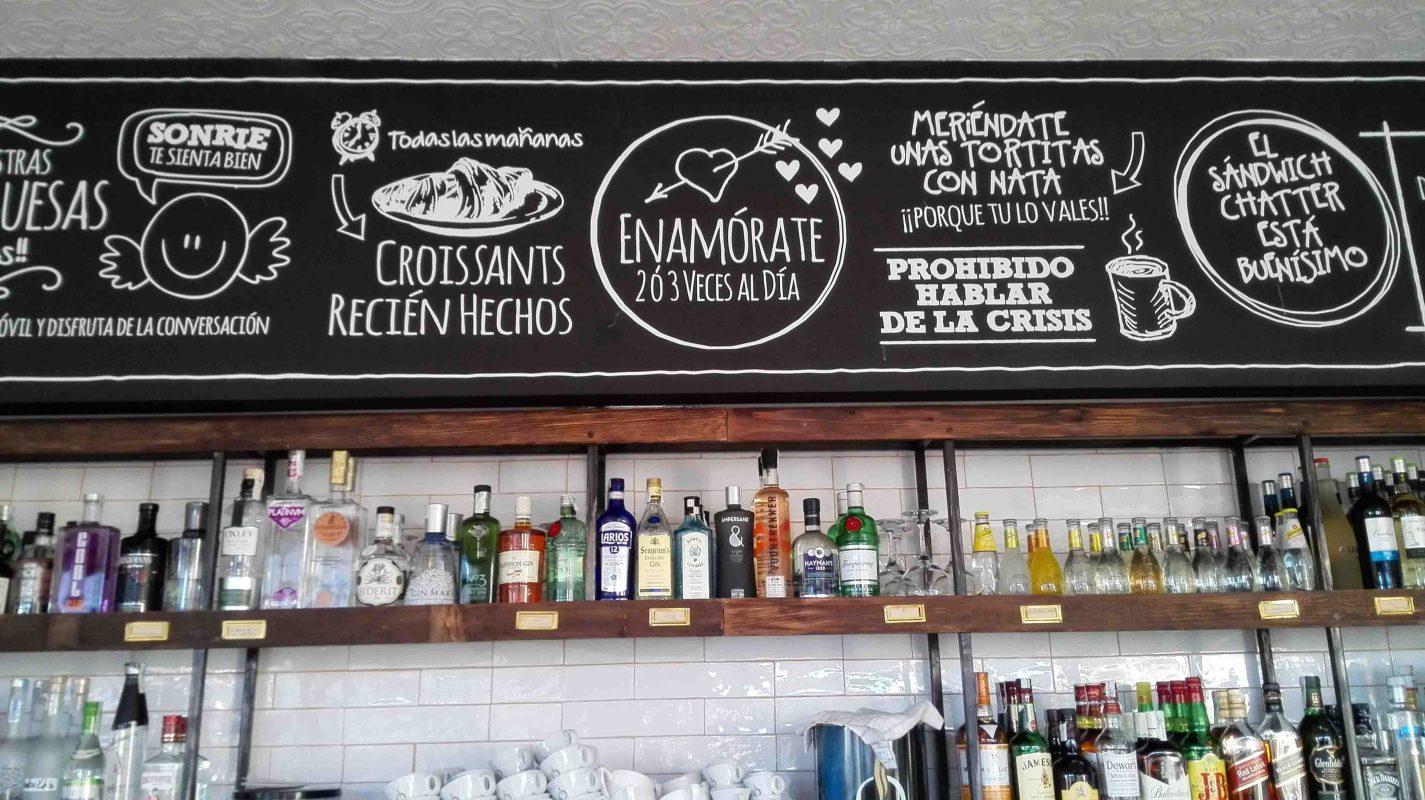 The Chatter Café Cazadesayunos Com