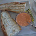 Tostadas Tomate Café Tratoria Pappone