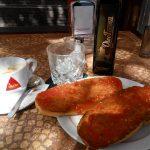 Tostadas con Tomate Sirius Bravo Murillo 77