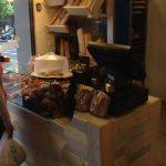 Variedad panes Cafetería Panaria