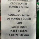 oferta super desayuno coffebeer vallehermoso madrid
