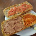 piola tostadas