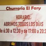 churreria el fary madrid 8